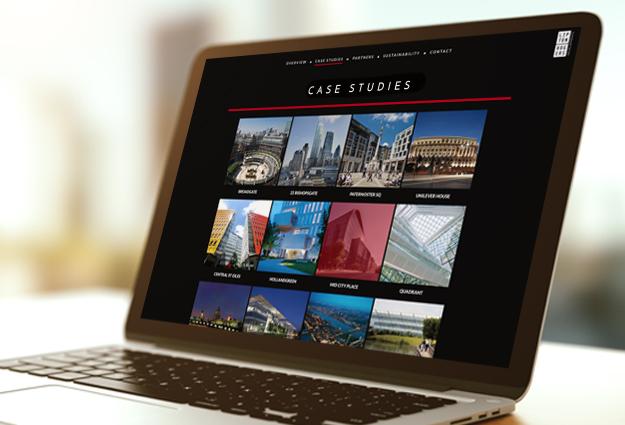 Lipton home page image